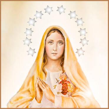 6 Diciembre 2020 – Llamado de Amor y de Conversión del Corazón Doloroso e Inmaculado de María