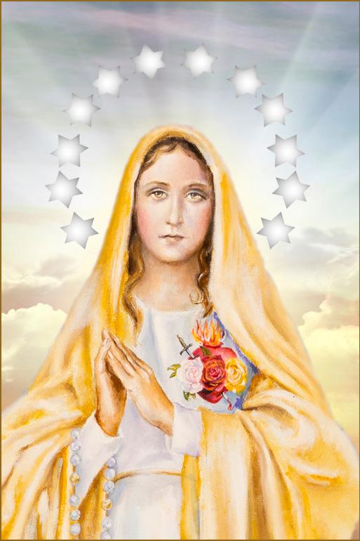 11 Agosto 2018 – Llamado de Amor y Conversión del Corazón Doloroso e Inmaculado de María