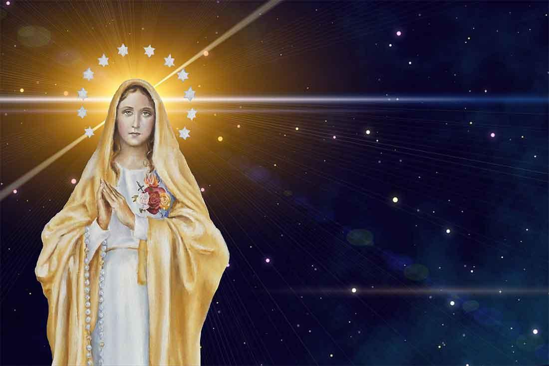 Corazón Doloroso e Inmaculado de María