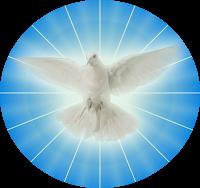 Espíritu Santo en forma de Paloma