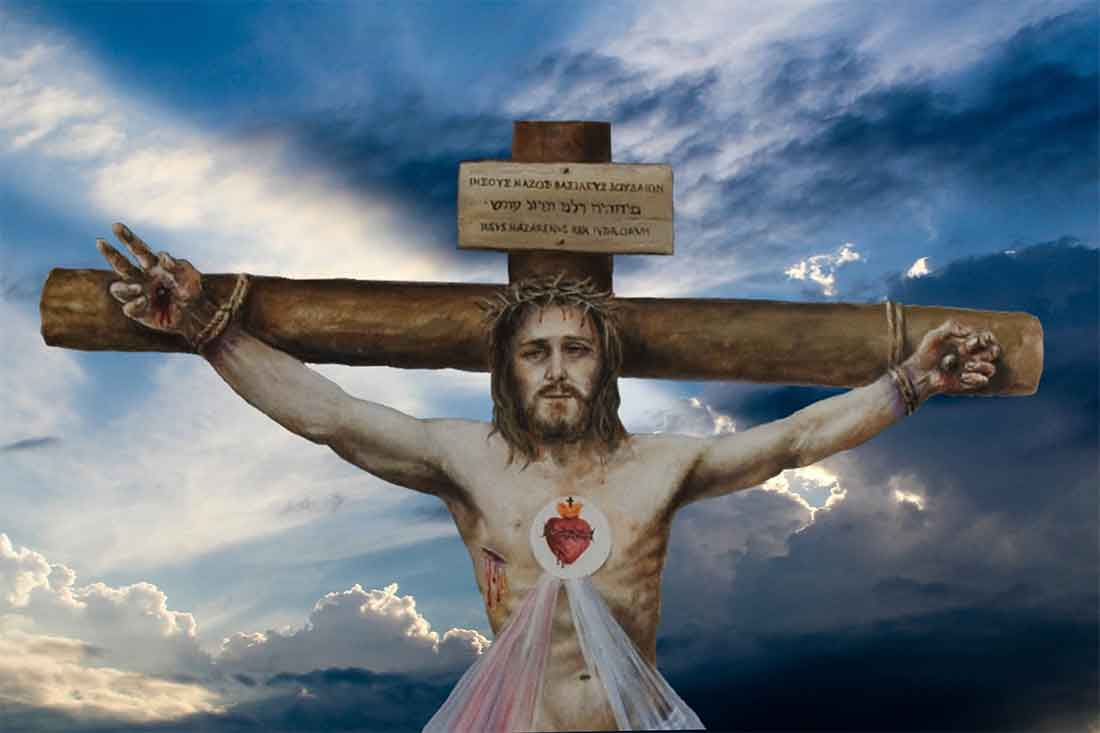 Sagrado Corazón Eucarístico Jesús