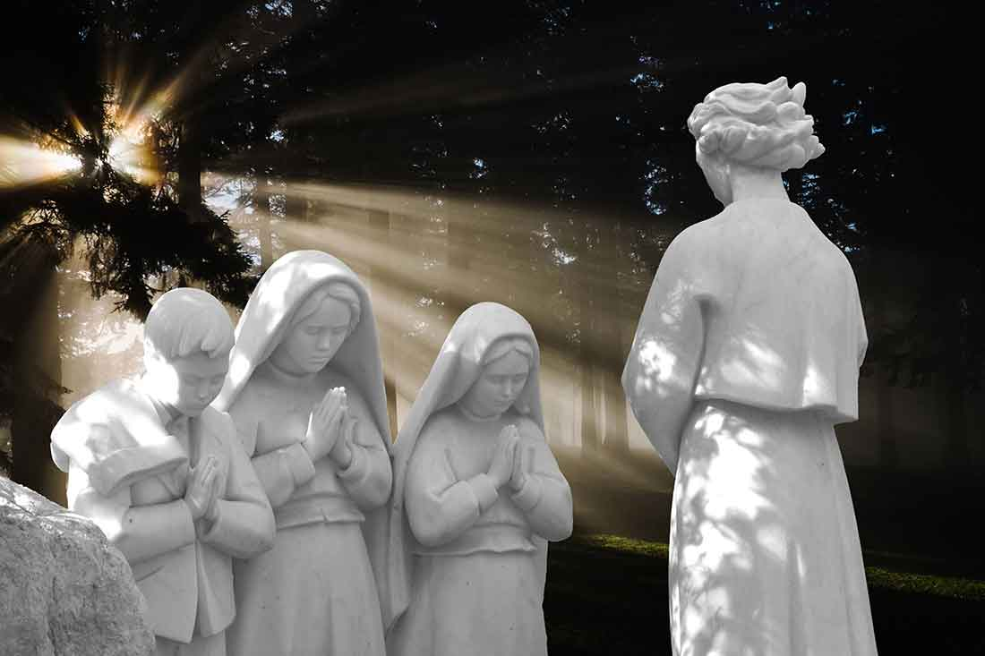 Santo Ángel de la Paz