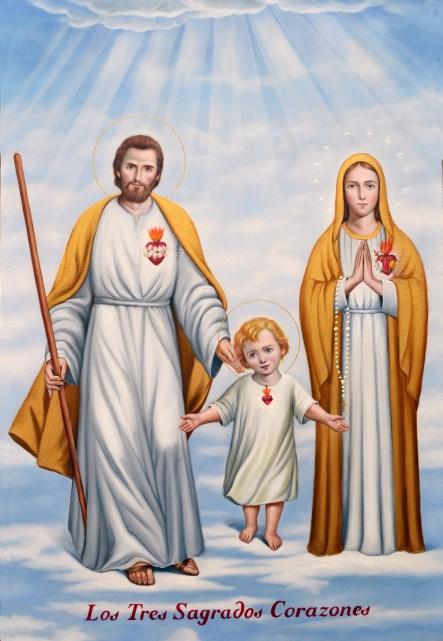 Sagrada Familia de Nazareth (no oficial)