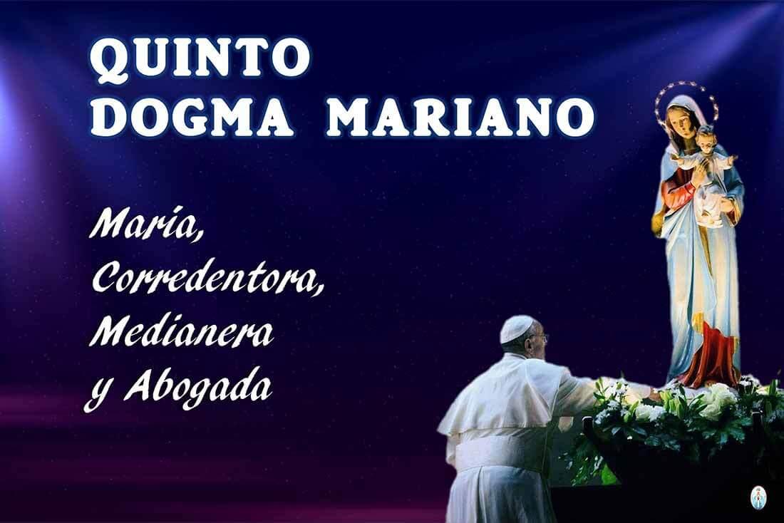 Quinto Dogma Mariano: María Corredentora