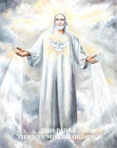 Dios Padre Tierno y Misericordioso - Ícono Oficial del Apostolado