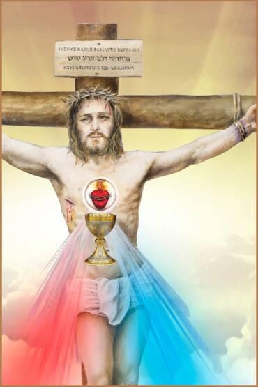 5 Marzo 2021 – Llamado de Amor y de Conversión del Sagrado Corazón Eucarístico de Jesús