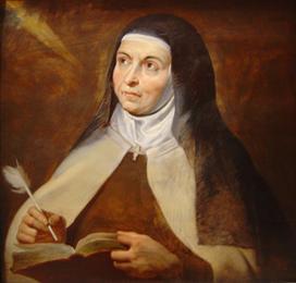 15 Octubre 2017 – Llamado de Amor y Conversión de Santa Teresa de Jesús